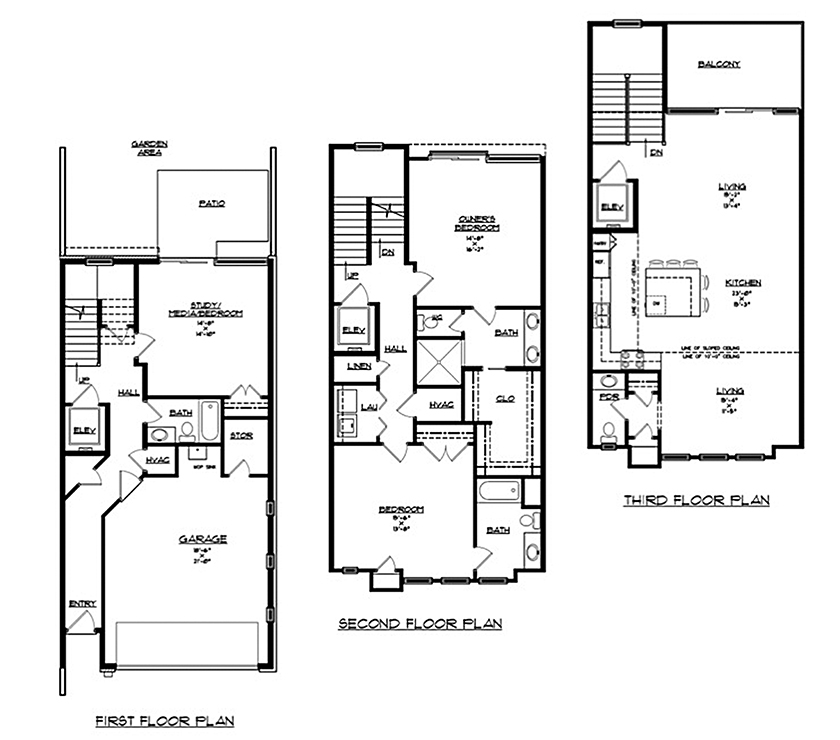 FLOORPLAN FLOW FloorPlan RiverView